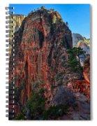 Angel's Landing Spiral Notebook