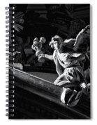 Angels Spiral Notebook