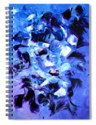 Angels Sky Spiral Notebook