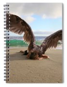 Angels- We Shall Not All Sleep Spiral Notebook