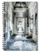 Angkor Wat Gallery Spiral Notebook