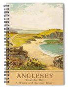 Anglesey Spiral Notebook