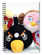 Angry Birds  Spiral Notebook