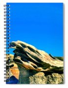 Angry Gods Spiral Notebook