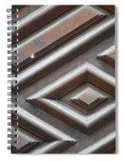 Angularity Anxiety Spiral Notebook