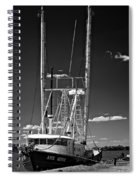 Anh Quoc Bw Spiral Notebook