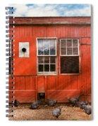 Animal - Bird - Bird Watching Spiral Notebook