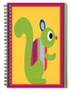 Animal Series 3 Spiral Notebook