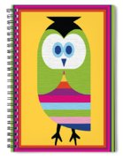Animal Series 5 Spiral Notebook
