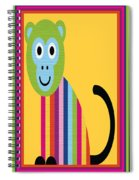 Animal Series 6 Spiral Notebook