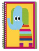 Animal Series 8 Spiral Notebook