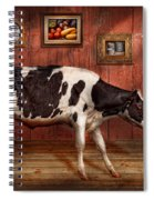 Animal - The Cow Spiral Notebook