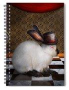 Animal - The Rabbit Spiral Notebook