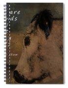 Animals Are My Friends Spiral Notebook