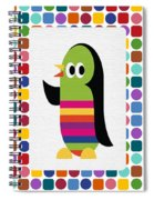 Animals Whimsical 1 Spiral Notebook