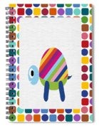 Animals Whimsical 2 Spiral Notebook