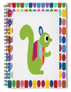 Animals Whimsical 3 Spiral Notebook