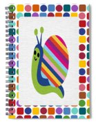 Animals Whimsical 4 Spiral Notebook