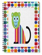 Animals Whimsical 6 Spiral Notebook