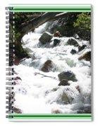 Animas River Southern Colorado Spiral Notebook
