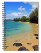 Anini Beach Spiral Notebook