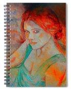 Anna Spiral Notebook