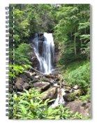 Anna Ruby Falls - Georgia - 2 Spiral Notebook
