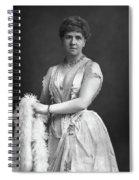 Anna Williams (1845-1924) Spiral Notebook