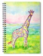 Annabelle Spiral Notebook