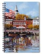 Annapolis Spiral Notebook