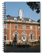 Annapolis Main Post Office Spiral Notebook