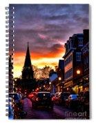 Annapolis Night Spiral Notebook