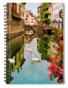 Annecy Spiral Notebook