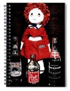 Annie Forever Spiral Notebook