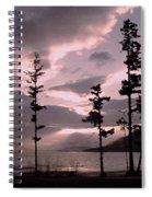 Anniversary Afternoon Spiral Notebook