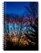 Another Beautiful Morning Spiral Notebook