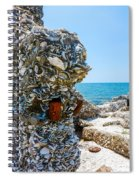 Another Brick In The Wall Spiral Notebook