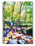 Another Enchanted Forest Spiral Notebook