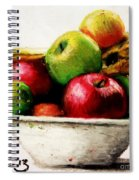 Another Fruit Bowl Spiral Notebook