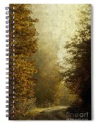 Another Road Travelled Spiral Notebook