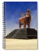 Another Roadside Attraction Spiral Notebook