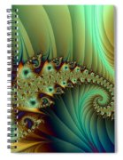 Another Secret Place Spiral Notebook