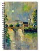Ansermme Dinant 8821 Spiral Notebook