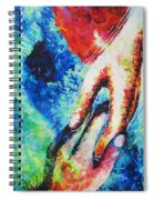 Answered Prayer Spiral Notebook