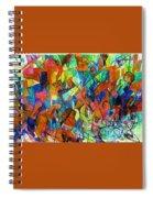 Answers In Abundance 1 Spiral Notebook
