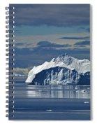 Antarctica.. Spiral Notebook