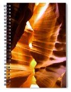Antelope Canyon Page Arizona Spiral Notebook