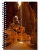 Antelope Canyon Utah, United States Spiral Notebook