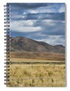 Antelope Island Camera Flats Spiral Notebook