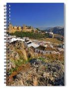Antequera Alcazaba Spiral Notebook